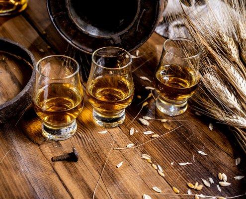 Whisky Varieties