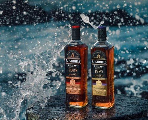 Bushmills Irish Whiskey Introduces New Series Of Causeway Collection Releases